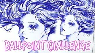 Ballpoint ★ Challenge 2 ★ Cheap Supplies [2]