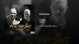 11. 4€F0 - Snowman