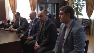 ՌԴ ՆԳՆ  անձնական անվտանգության գլխավոր վարչության պատվիրակությունը՝ ՀՀ ոստիկանությունում