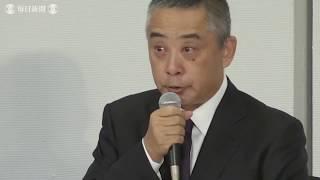 吉本興業、宮迫さんらの処分撤回 岡本社長、会見で謝罪