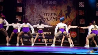 FRAME UP VII || Best lady's dance team ||