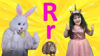 Letter R 2021 | Alphabet Song for Kids (New) | Arissa & Bunny