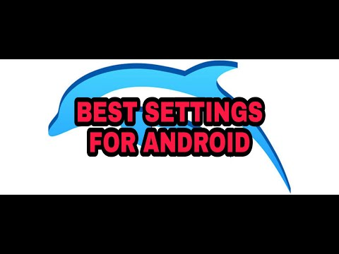 DOLPHIN EMULATOR MMJ 5.0 BEST SETTINGS FOR ANDROID TUTORIAL