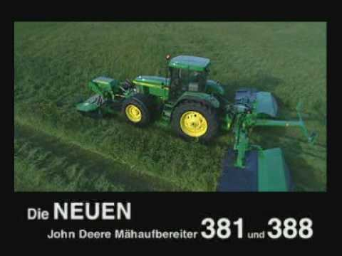 john deere butterfly m hwerk 385 produktvideo youtube. Black Bedroom Furniture Sets. Home Design Ideas