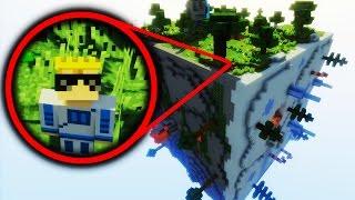 Minecraft Planeta #1 - ZOSTAŁEM Z NIM SAM!