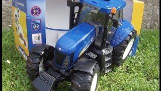 Bruder NEW HOLLAND T8040 tractor, traktor, ciągnik, tracteur, трактор, traktori, trattori