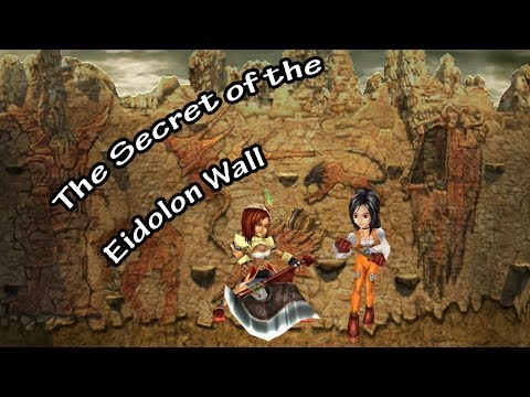 Final Fantasy IX | Loose Ends | How to Unlock the Secret of the Eidolon Wall and Dagger's Real Name