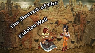 Final Fantasy IX | Loose Ends | How to Unlock the Secret of the Eidolon Wall and Dagger
