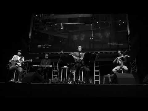 """ Sybia - The Second You Sleep "" Fandy Kamajaya Cover with Alv & Friends"