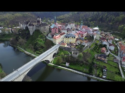 Hrad Loket - Karlovarský kraj - Czech Republic