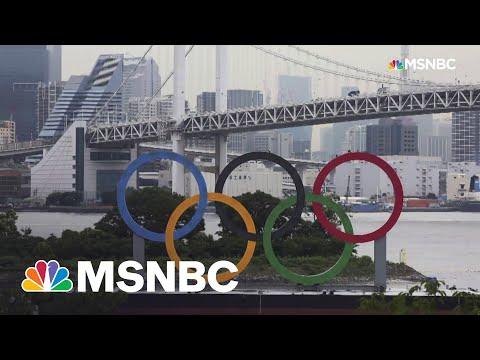 Japan Will Not Allow Spectators At Tokyo Olympics   MSNBC