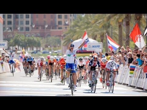Women's Juniors Road Race - 2016 UCI Road World Championships / Doha (QAR)