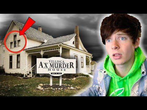 this is the scariest house in the world. (Top 5) | Sam Golbach