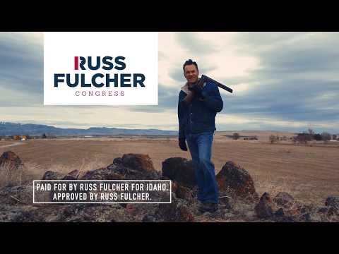 """""""Aim"""" - Russ Fulcher for Congress"""
