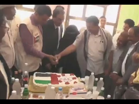 الهلال الأحمر يطلق حملته التوعوية والتثقيفية بتريم اليمنية  - نشر قبل 10 ساعة