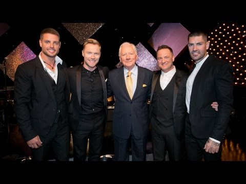 Boyzone - Love Me for a Reason |  For One Night Only