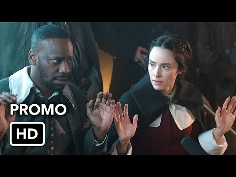 "Timeless 2x04 Promo #2 ""The Salem Witch Hunt"" (HD) Season 2 Episode 4 Promo #2"