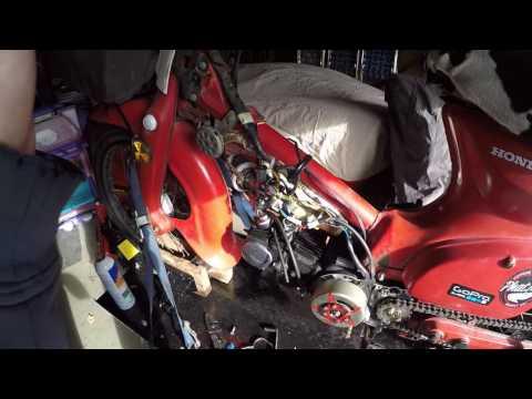Honda C70 Pport Motorcycle Wiring Harness Diagram | Wiring Diagram on