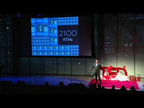 Your Eye Will Unlock The World: Jeff Carter at TEDxEast