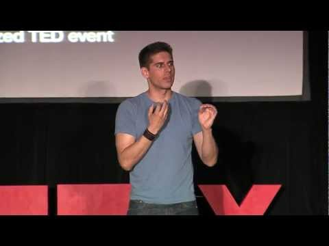 TEDxMosesBrownSchool - Carlos Andrés Gómez - Man Up: The Gift of Fear