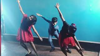 "Basic Salsa Dance performance on Orishas ""Represent Cuba"" By students"