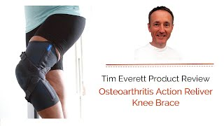 Tim Everett reviews his favourite arthritic knee support