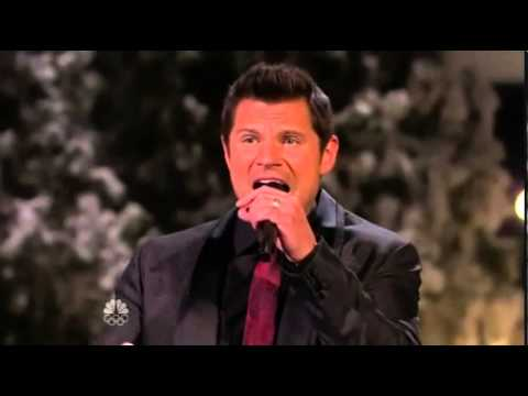 "Finale Night Performance - 98 Degrees - ""I'll Be Home For Christmas"" - Sing Off 4"