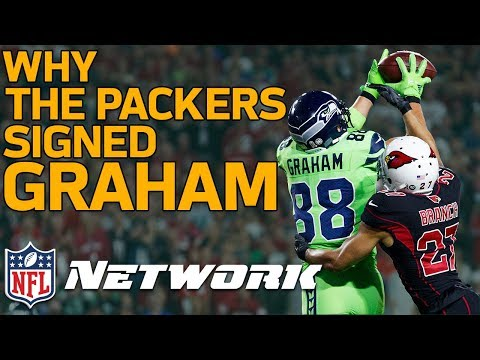How Will Jimmy Graham Change the Packers Offense? | Film Review | NFL Network