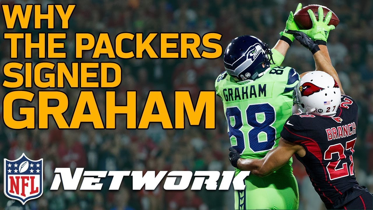 d785251e4 How Will Jimmy Graham Change the Packers Offense
