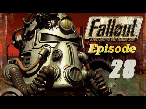 Fallout 1 - Episode 28 - Avenging Pugsley |
