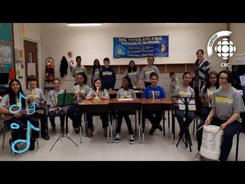 """Hallelujah"" - Sts Peter and Paul Catholic School #CBCMusicClass"