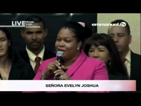 Watch Crusade In Colombia With Prophet TB Joshua Day 2, 12 July 2014, Part 1 4, Emmanuel TV