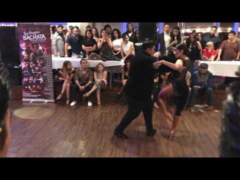 MG Dance Company - David &a Liliana - Tango - Stevens Steakhouse 1/11/17