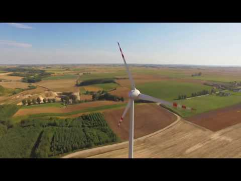 The international marketplace of the wind industry