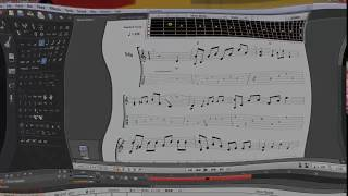 Cách soạn TAB SOLO dựa trên bản nhạc có sẵn (Guitar hướng dẫn)