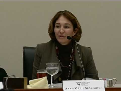 Policy Planning Director Dr. Slaughter Discusses the QDDR at the U.S. House of Representatives