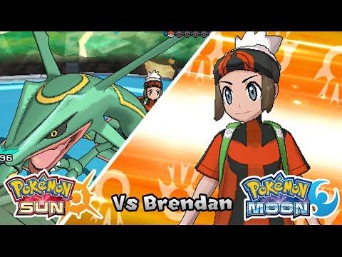 Red vs Brendan -- GAME VERSION