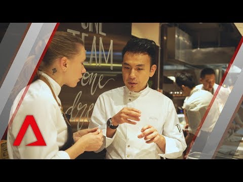 The Hong Kong Chef Discovering His Heritage By