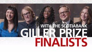 Meet the 2018 Scotiabank Giller Prize finalists