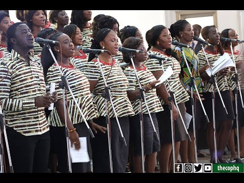Learn HOW TO SING 2018 Church of Pentecost MAIN THEME SONG