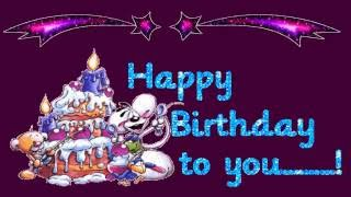Video Happy birthday wishes to friend, SMS message, Greetings, Whatsapp Video -2 download MP3, 3GP, MP4, WEBM, AVI, FLV Mei 2018