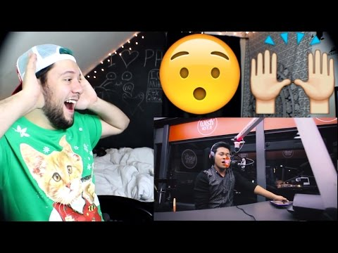 """Marcelito Pomoy sings """"The Prayer"""" (Celine Dion/Andrea Bocelli) LIVE on Wish 107.5 Bus 