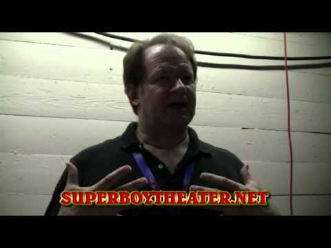 THE SUPERBOY THEATER SHOW (Episode 11) - Intverview with Superboy TV Series actor Jeffrey Breslauer.