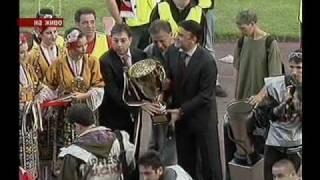 Repeat youtube video Nikola Vujadinovic CSKA Champion 2008