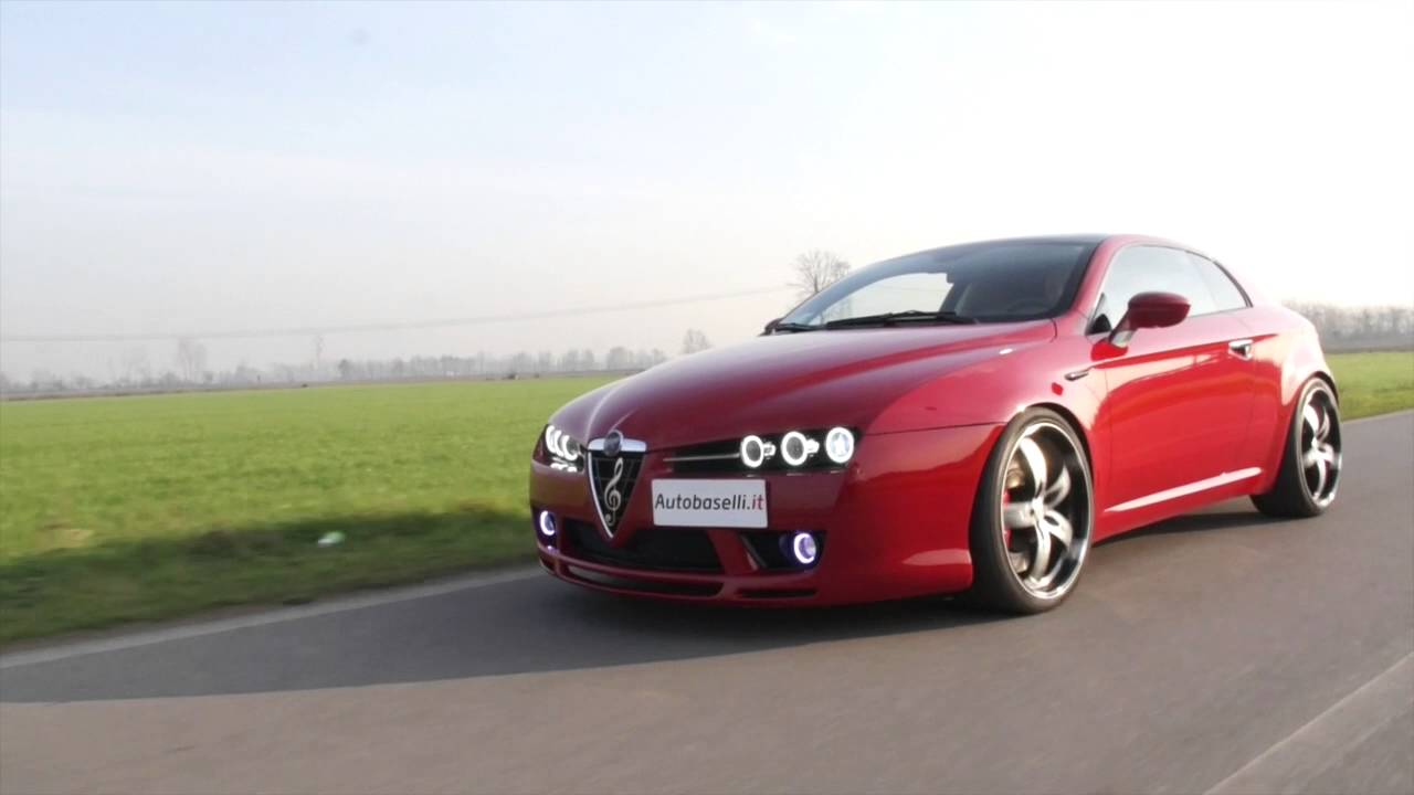 alfa romeo brera tuning youtube. Black Bedroom Furniture Sets. Home Design Ideas