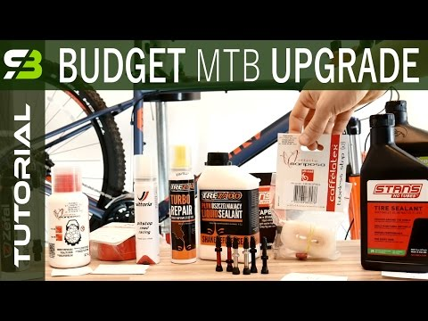 4 Inexpensive Upgrades That REALLY Improve Budget Mountain Bike.