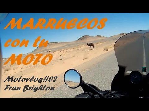 Motovlog #02: Tips (consejos) para viajar a Marruecos con vuestra Moto