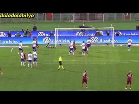 Miralem Pjanic vs Sampdoria - 2014