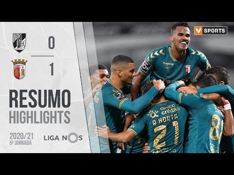 Guimaraes Braga Goals And Highlights