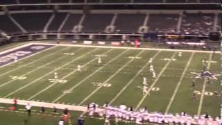 Borregos Puebla vs Borregos CCM Cowboys AT&T Stadium 2013 CONADEIP